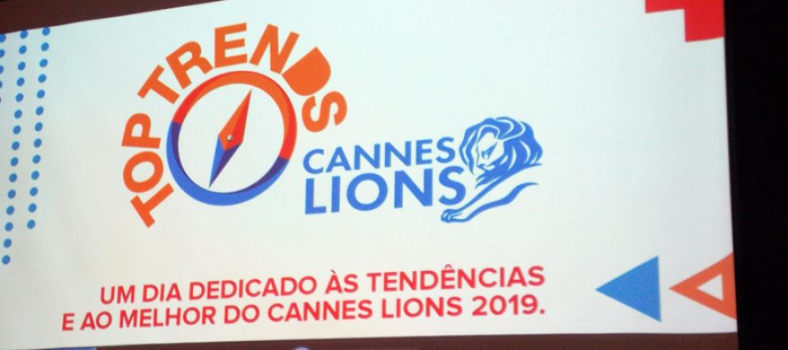 Sinapro-MG promoveu Top Trends Cannes Lions Road Show 2019