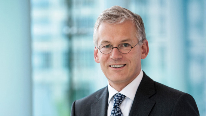 Frans van Houten, o CEO global da Philips